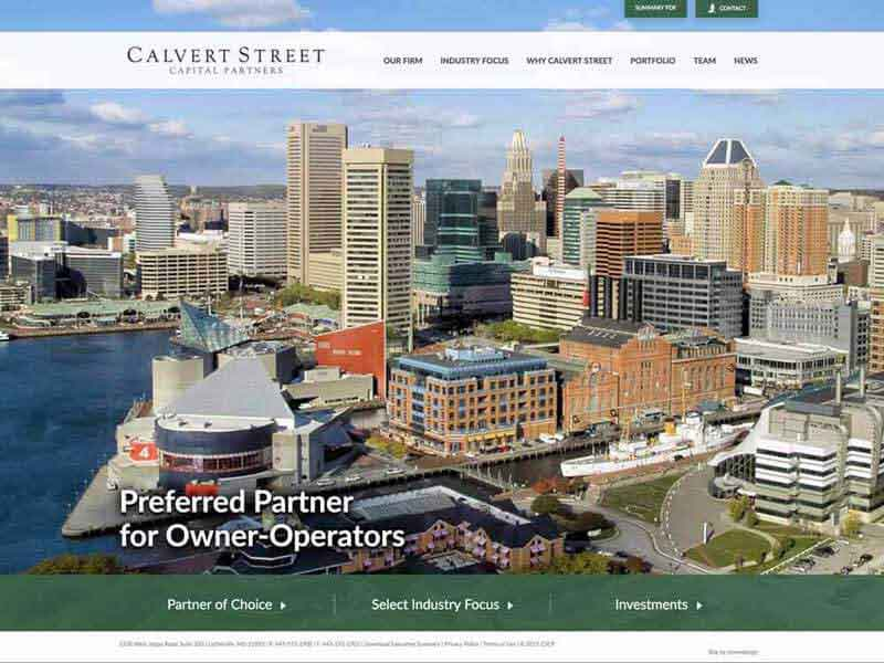 Calvert Street Capital Partners