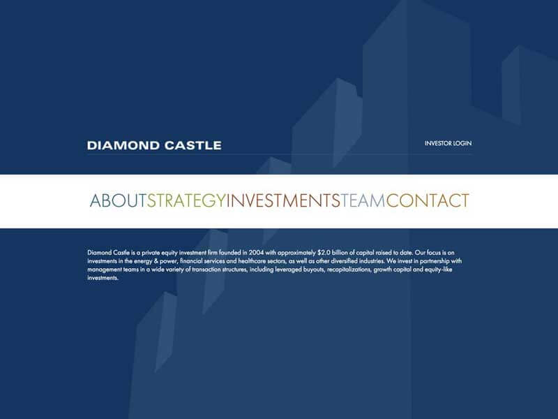 Diamond Castle Holdings