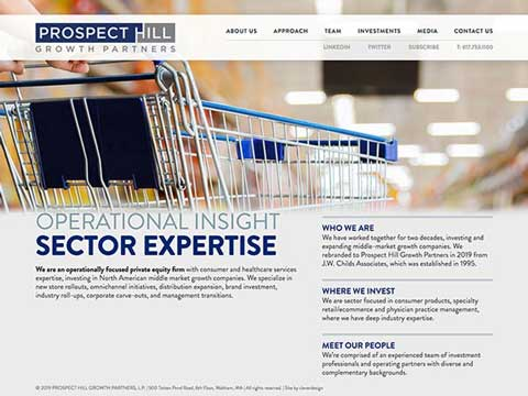 Prospect Hill Growth Partners