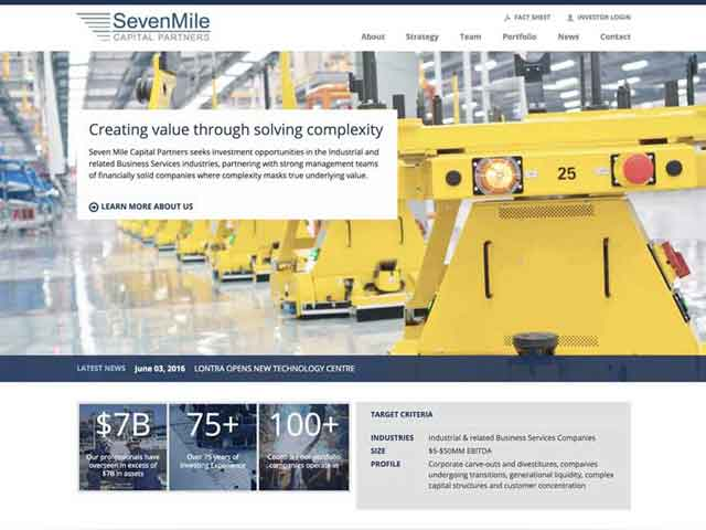 SevenMile Capital Partners